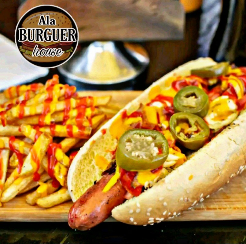 Super Hotdog