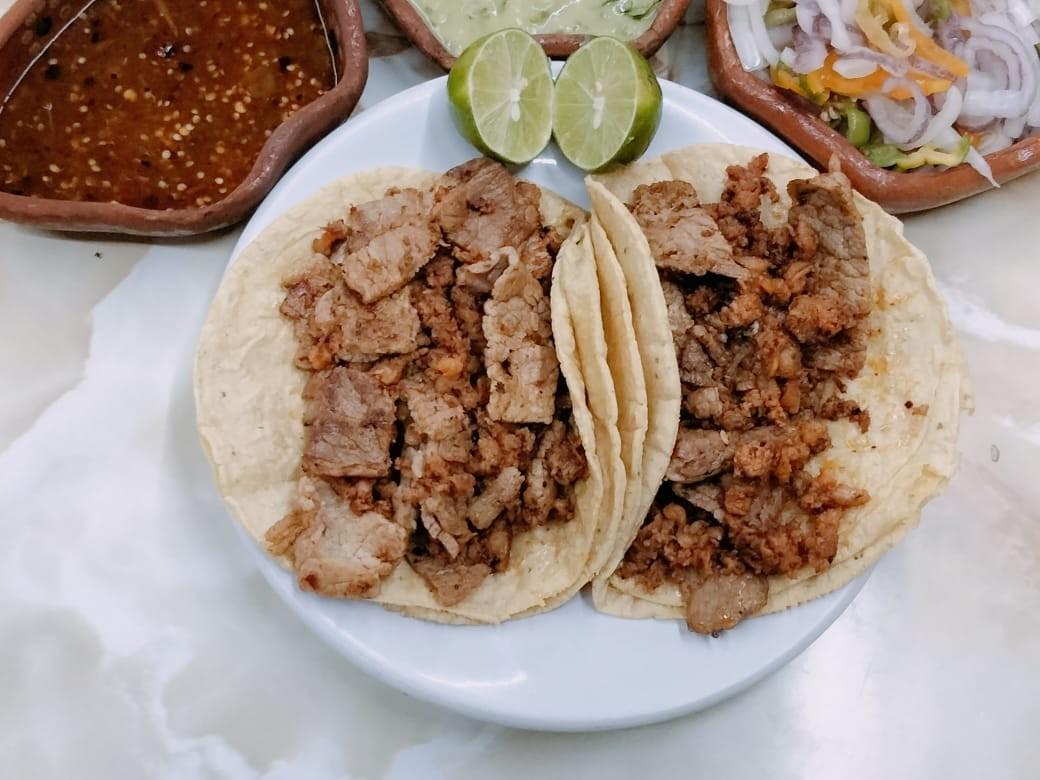 Taco Campechano ( 1 pieza )
