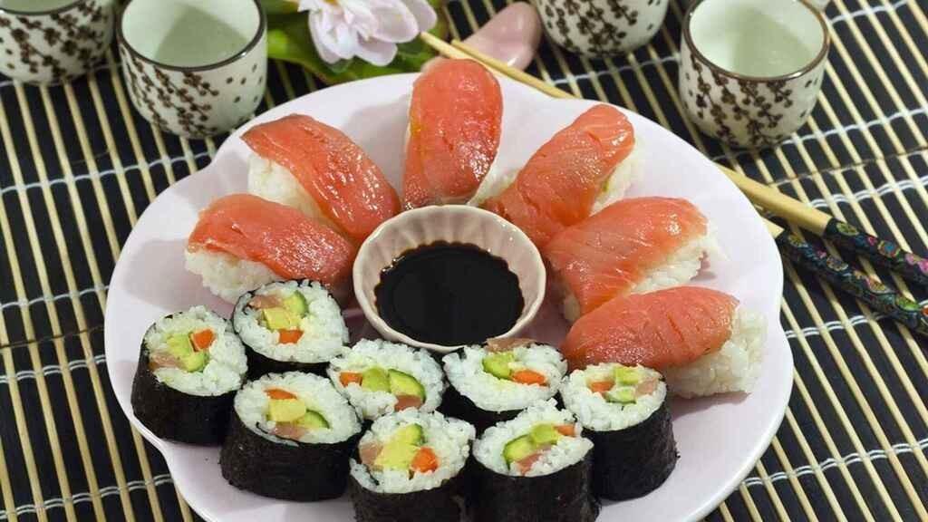Salmon Roll 95gr de salmon