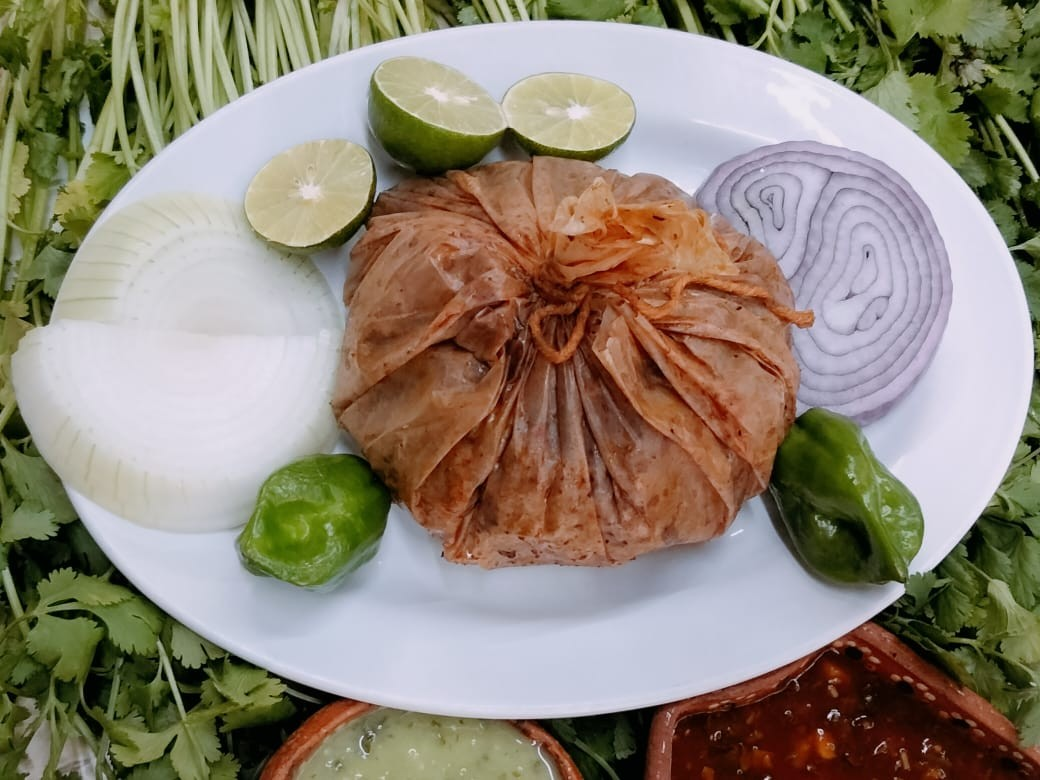 Kilo de Mixiote estilo Hidalgo