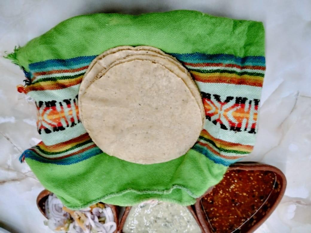 Orden de Tortillas (5 piezas)